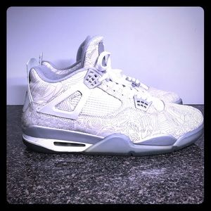 Nike Air Jordan IV retro Laser (size 13) No box